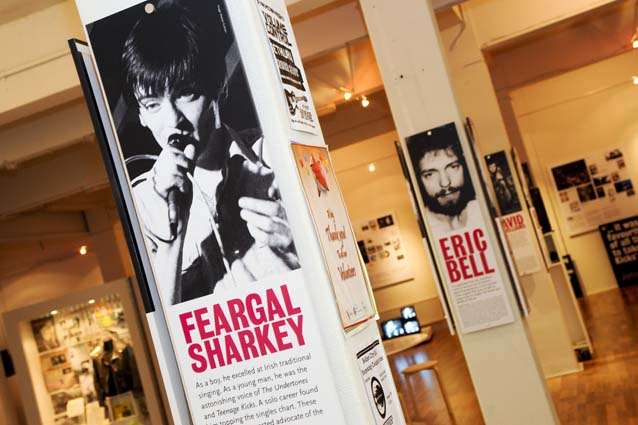 NI Music Exhibition – Oh Yeah Music Centre