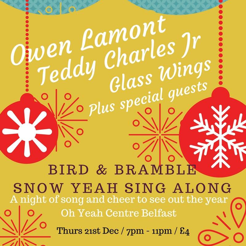 Snow Yeah! Christmas Party – Oh Yeah Music Centre